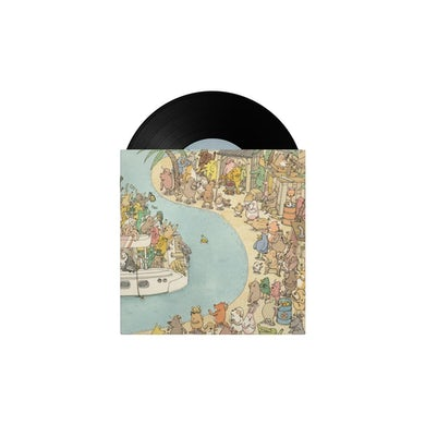 "Dance Gavin Dance Blood Wolf 7"" Vinyl (Basic Boi Black)"