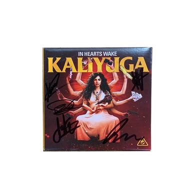 In Hearts Wake Kaliyuga CD (Signed)