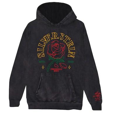 Silverstein Vintage Rose Hoodie