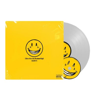"""You Got Me Fucked Up 12"""" Vinyl (Clear + CD)"""