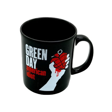 Green Day American Idiot Boxed Mug