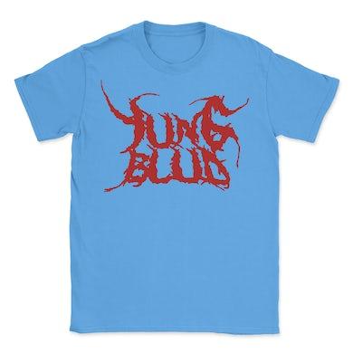YUNGBLUD DeadHappy Tee (Blue)