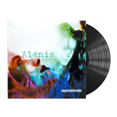 """Alanis Morissette Jagged Little Pill 12"""" Vinyl"""