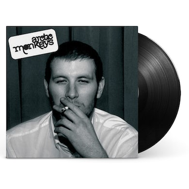 """Arctic Monkeys Whatever People Say I am That's What I Am Not 12"""" Vinyl"""