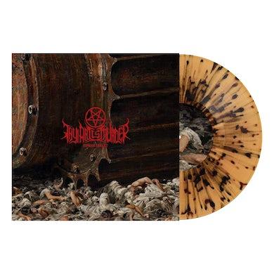 "Human Target 12"" Vinyl (Beer w/ Heavy Black Splatter)"