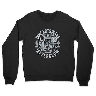 In Hearts Wake Afterglow Crewneck (Black)