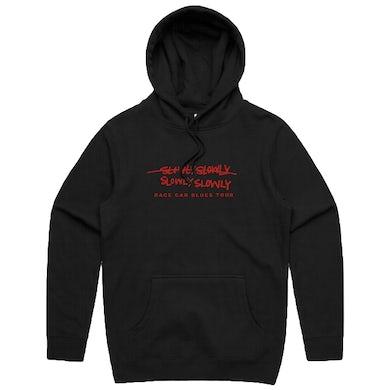 Slowly Slowly RCB Embroidered Hood (Black)