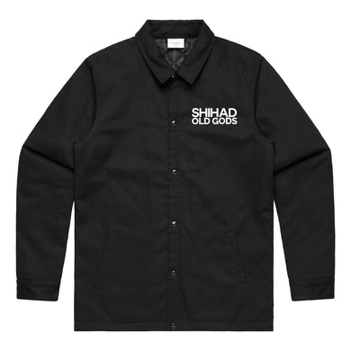 Shihad Old Gods Limited Edition Embroidered Jacket