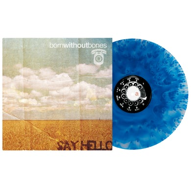 "Say Hello 12"" Vinyl (Sea Blue Cloudy)"