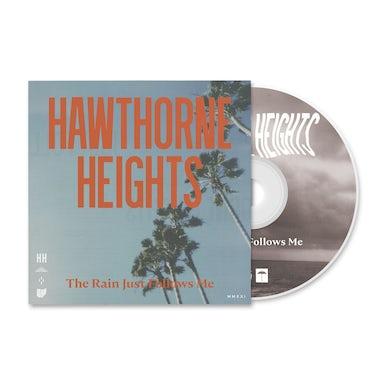 Hawthorne Heights The Rain Just Follows Me CD