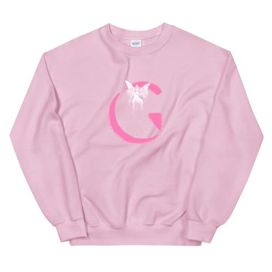 Garbage G Crewneck (Pink)