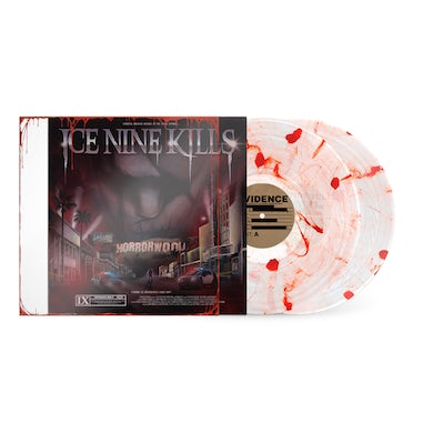 Horrorwood Limited Edition 2LP (Deluxe Edition - Bloody Raincoat) (Vinyl)