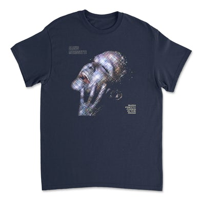 Alanis Morissette Such Pretty Forks In The Road Tee (Navy)