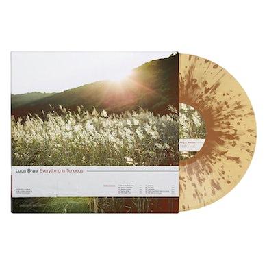 """Everything Is Tenuous 12"""" Vinyl (Eaglehawk Neck - Transparent Beer W/ Bronze Heavy Splatter)"""