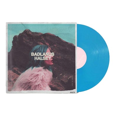 "Halsey Badlands 12"" Vinyl (Blue)"