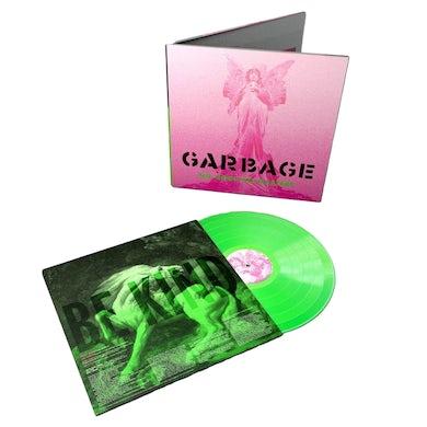 """Garbage No Gods No Masters 12"""" Vinyl (Neon Green)"""