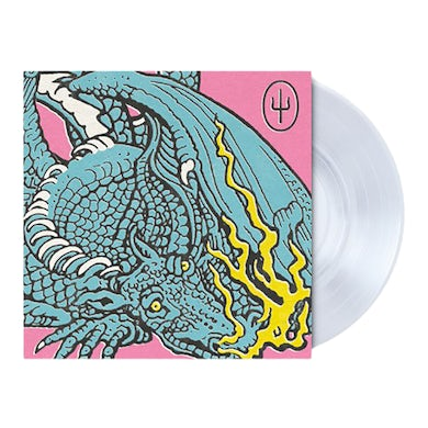 """Twenty One Pilots Scaled and Icy 12"""" Vinyl (Clear)"""