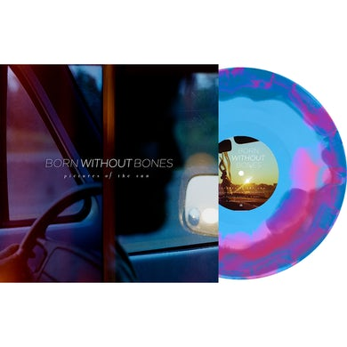 """Pictures of the Sun 12"""" Vinyl (Neon Violet, Hot Pink & Cyan Blue)"""