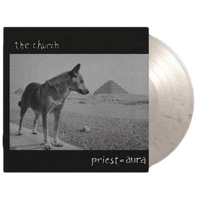 Priest=Aura 180gm 2LP Vinyl (Limited White & Black Swirled)
