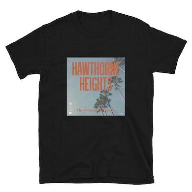 Hawthorne Heights The Rain Just Follows Me Tee (Black)