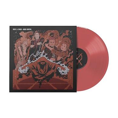 "Wolf & Chain Amor Mortal 12"" Vinyl (Translucent Red)"