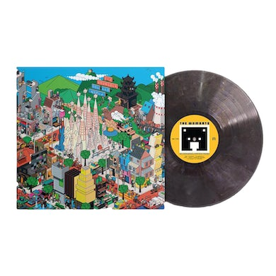 """The Wombats Fix Yourself, Not The World 12"""" Vinyl (Eco Mix w/ Recycled Gatefold)"""