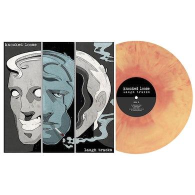"Laugh Tracks 12"" Vinyl (Yellow & Oxblood Galaxy)"