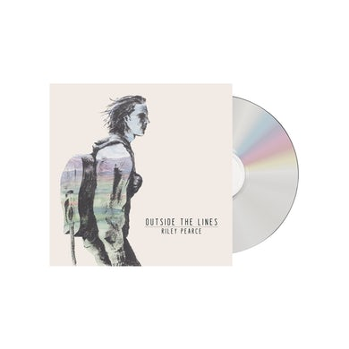 Riley Pearce Outside The Lines (CD)