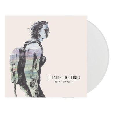 "Riley Pearce Outside The Lines 12"" Vinyl (White)"