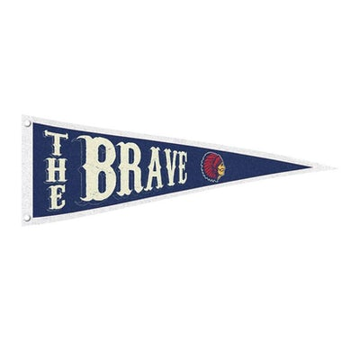 The Brave Pennant Flag