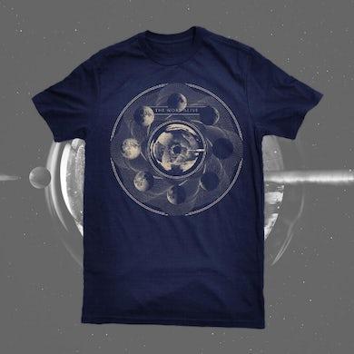 The Word Alive Moon Tee (Navy)
