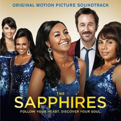 Jessica Mauboy The Sapphires - Deluxe (CD)