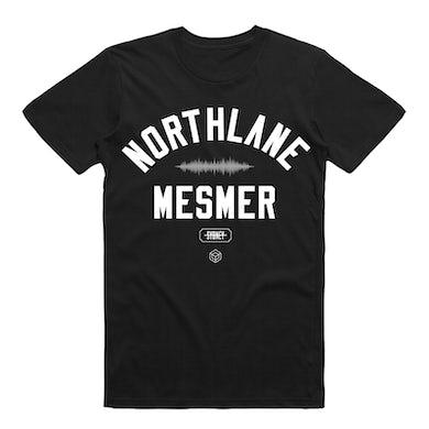 Northlane Mesmer Varsity Tee (Black)