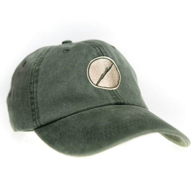 Silent Planet Dad Cap (Green)