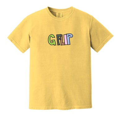 G Flip Comfort Tee (Butter)