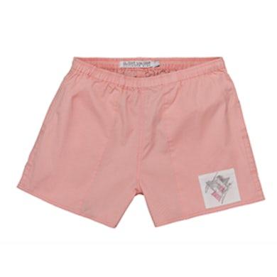 Client Liaison Sun-Kissed Shorts (Coral)