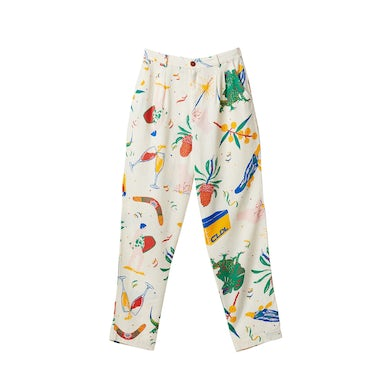 Client Liaison Long Lunch High Waisted Pant (CLDL-047)