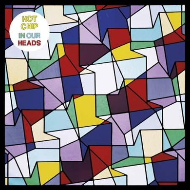 Hot Chip In Our Heads Double Vinyl
