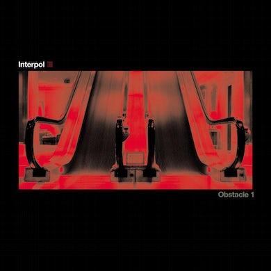 Interpol Obstacle 1 (Vinyl)