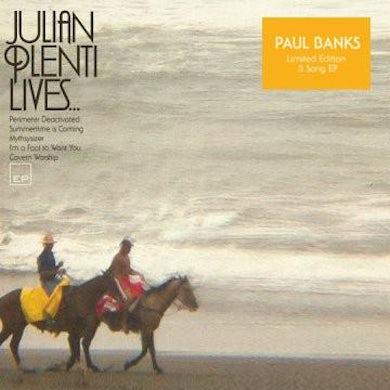 Paul Banks Julian Plenti …Lives (Vinyl)