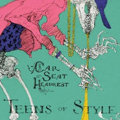Car Seat Headrest Teens Of Style