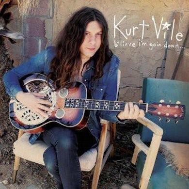 Kurt Vile b'lieve I'm goin' down… (Vinyl)