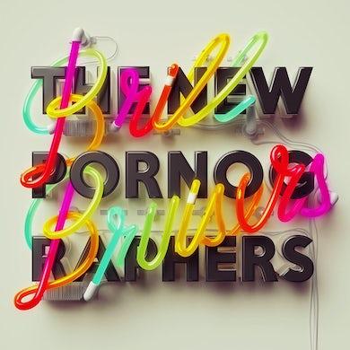 The New Pornographers Brill Bruisers (Vinyl) CD