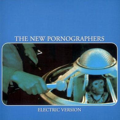 The New Pornographers Electric Version