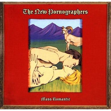 The New Pornographers Mass Romantic REMASTERED (Vinyl) CD