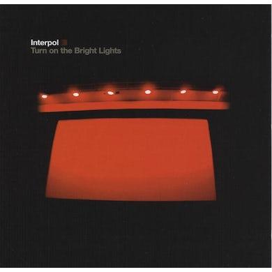 Interpol Turn On The Bright Lights