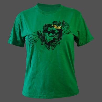 Royksopp Winged Lion T-Shirt (Khaki)