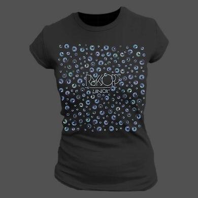 Royksopp Black Eye Capped Sleeve T-shirt