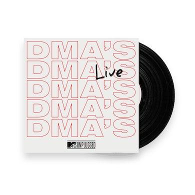 DMA'S MTV Unplugged Live Double LP (Vinyl)