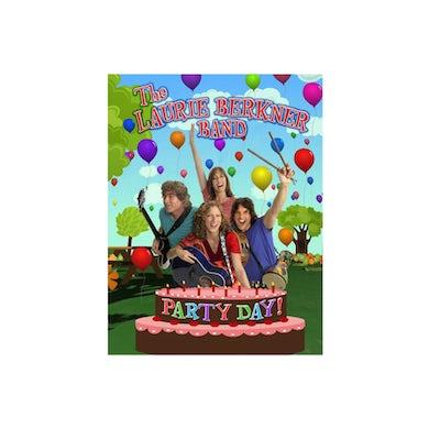 Laurie Berkner Party Day! - DVD